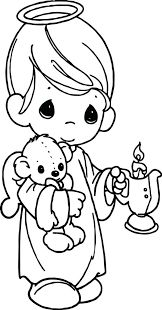 Image result for precious moments coloring pages for adults