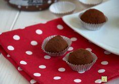 Tartufini alla nutella, deliziosi dolcetti senza cottura e con pochissimi ingredienti, facili da fare: a prova di bambino.