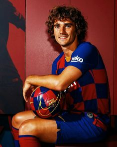 Soccer Guys, Football Boys, Football Players, Antoine Griezmann, Fc Barcelona, Brazil Vs Argentina, Russia 2018, Soccer Pictures, Best Club