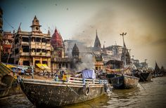 Varanasi by Iveta Horvathova on 500px