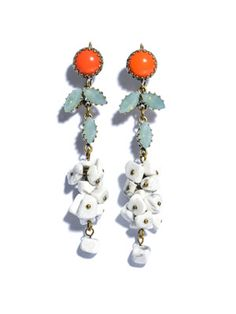 Hiro idole earrings