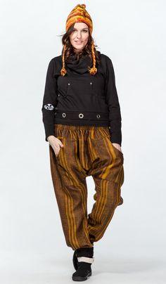 https://indiastyle.ru/women-warm-pants/product/teplye-shtany-osennyaya-tundra  Непальские шерстяные штаны алладины, теплые штаны для зимней йоги в полоску   Warm wool nepal pants  2920 рублей