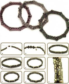 Схемы / Scheme: bracelet