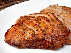 Muffy Martini: Pork Roast Supper