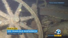 Remains of historic ship found off SoCal coast researchers say