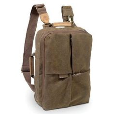 National Geographic Rucksack -- Found my perfect travel bag..