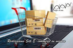 Volete inserire la vostra attività nel mondo del Web? Magicosulweb vi aiuterà ad ampliare di gran lunga le prospettive di vendita, a tutto il mondo, tramtite E-Commerce!!! Un vero e proprio negozio on-line con opzione di vendita 24h su 24h, costrutito su misura, adatto per essere visualizzato su ogni dispositivo, comodo da gestire in totale autonomia. Contattaci per richiedere informazioni o un preventivo:  ☎ +39 331 440 8858 📩 info@magicosulweb.com  www.magicosulweb.com/e-commerce…