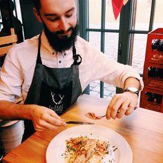 #letarg #letargbistro #eat #lunch #food #foodporn #fish #poznan #restaurant #instafood #foodgasm #yummy #amazing #polishboy #boy #eating #tasty #vsco #vscocam #vscolovers