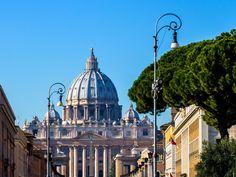 Rome-saint-peters-basilica