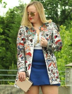 OF COURSE I can get decades of wear out of a sequin duster jacket. Duster Jacket, Sequin Jacket, Fashion Essentials, Jacket Style, Alice Olivia, Kimono Top, Sequins, Blazer, Fashion Outfits