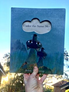 We live under the same sky…. We feel the same love…. We play the same games…. Under the same sky by Britta Teckentrup is a picture book for young readers that shows us the… Same Love, Show Us, Kids Reading, Sky, Feelings, Games, Live, Books, Pictures