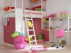 ideas de habitaciones para niños 18