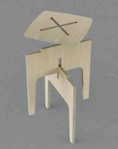 New plywood furniture flat pack ideas Plywood Projects, Wooden Projects, Woodworking Projects Diy, Woodworking Furniture, Furniture Projects, Furniture Plans, System Furniture, Popular Woodworking, Wooden Crafts