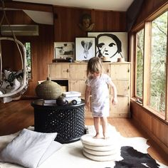 Natural space for kids // theindigocrew