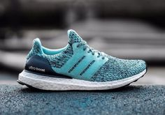 Flow Down the Blue With adidas' UltraBOOST