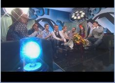 RFE BEacon on TV game show