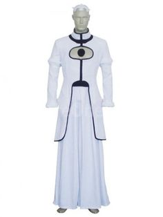 Bleach Wonderweiss Margera Arrancar Cosplay Costume