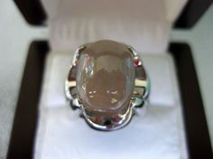 10ct Natural Sapphire Sterling 925 Silver Ring Size 7.75 #Handmade