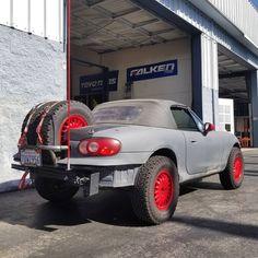 Offroader, Bug Out Vehicle, Mazda Miata, Small Cars, Rally Car, Cool Trucks, My Ride, Hot Cars, Cars And Motorcycles