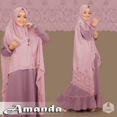 Baju Muslim Terbaru Amanda Syar'i Cantik - https://bajumuslimbaru.com/baju-muslim-terbaru-amanda-syari