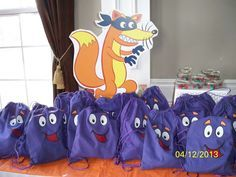 Dora & Friends Birthday Party Ideas | Photo 6 of 26 | Catch My Party