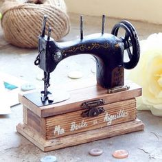 Singer Sewing And Buttons Box - view all gifts for her