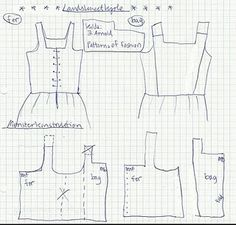Anne-Maries Kostumer blog   Historic costumer from ?scandinavia? who has great visuals for altering and pattern development