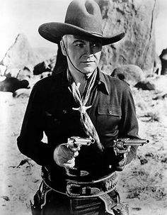 Hopalong Cassidy - Actor William Boyd Note the map location: California's Alabama Hills, between the town of Lone Pine (perfect!) and Mount Whitney... the highest mountain in the continental United States! Movies, TV shows, commercials, you name it: It's been filmed here in this place that is very familiar to millions of people -- without knowing its actual location. BFD