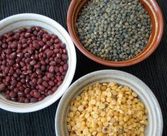 Recipe for Simple Lentil Dal with Whole Cinnamon, Cardamom, and Cloves - Jeanette's Healthy Living