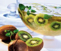 This domain starcookers. Ginger Ale, Kiwi, Watermelon, Panna Cotta, Strawberry, Fruit, Ethnic Recipes, Food, Lemon Balm