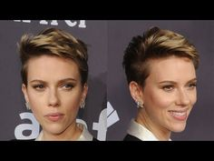 Styling Short Hairstyles and Haircuts for Women 2018 - 2019 - YouTube