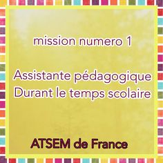 ATSEM Mission 1 France, Home Decor, Decoration Home, Room Decor, Home Interior Design, Home Decoration, Interior Design, French