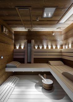 Sauna Steam Room, Sauna Room, Infra Sauna, Lap Pools, Indoor Pools, Backyard Pools, Pool Decks, Pool Landscaping, Swimming Pools