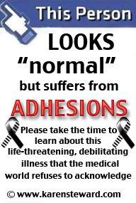 Adhesions Share