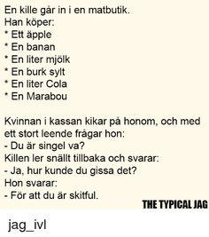 Swedish Quotes, Funny Jokes, Hilarious, Qoutes, Life Quotes, Humor, Proverbs, Coca Cola, Haha