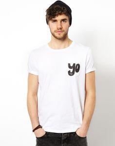 Camiseta hombre Asos 2013 yo