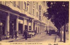 Le boulevard de la gare #Casablanca #Maroc #Morocco