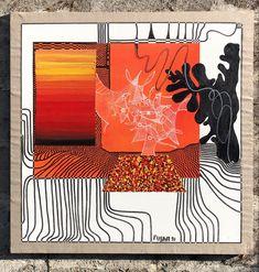Orange, Kunst