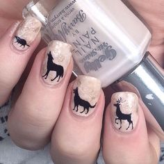 'Messrs Moony, Wormtail, Padfoot and Prongs are proud to present the Marauders Map' nails Harry Potter Nail Art, Harry Potter Marauders Map, Harry Potter Characters, The Marauders, Map Nails, Harry Potter Collection, Instagram Nails, Cool Nail Designs, Nail Arts