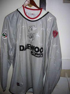 Perugia 2001/2002 (goalkeeper)