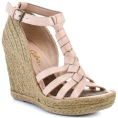Knotted espadrilles