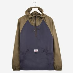 Penfield Pac Jac Two Tone Jacket Olive
