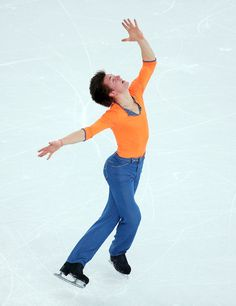 The 12 Coolest Costumes From Sochi Men's Figure Skating