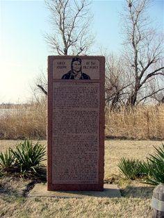chief Joseph memorial