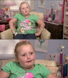 lmfao!! I freaking love this kid xD #HoneyBooBoo #redneckognize