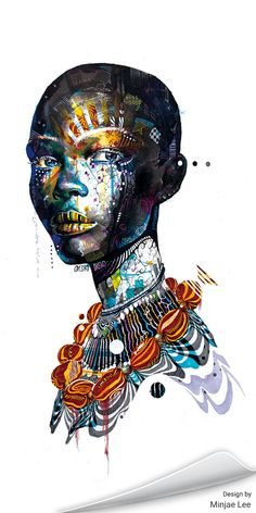 """Zebra"" by Minjae Lee 