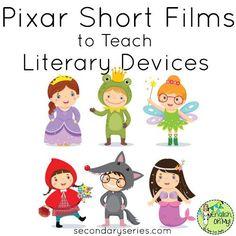 Using Pixar Short Films to Teach & Review Literary Devices https://secondaryseries.com/2017/06/using-pixar-short-films-to-teach-review-literary-devices/?utm_content=buffer7968d&utm_medium=social&utm_source=pinterest.com&utm_campaign=buffer