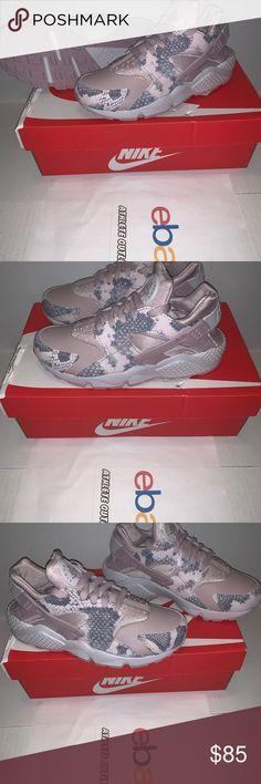 ec930012fa57f New Womens Nike Air Huarache Run Rose Pink Size 7 New!