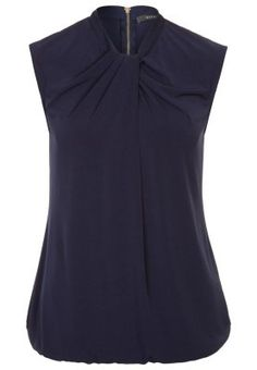 ESPRIT Collection - Top - cinder blue