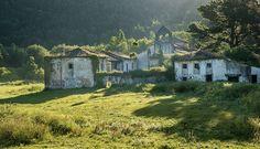 Camino del Norte, Camino de Santiago, Asturias, Spain.
